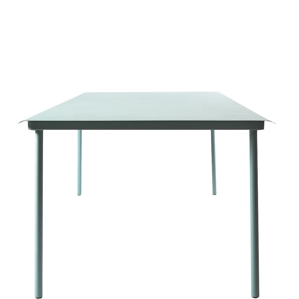 Tolix Table Patio C Mat Lisse Outdoor Mobilier Tolix