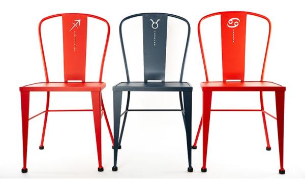 les chaises du zodiaque -20%